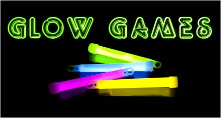 Glow Games with Image