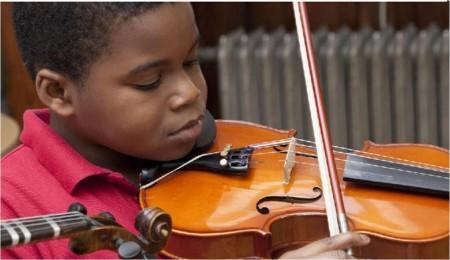 St. Andrews School Violin