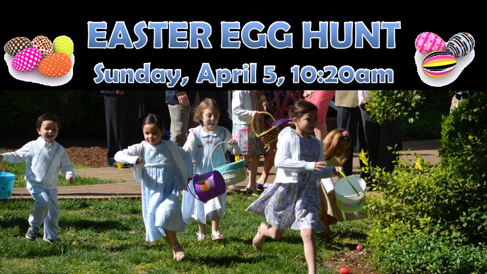 Easter Egg Hunt Promo
