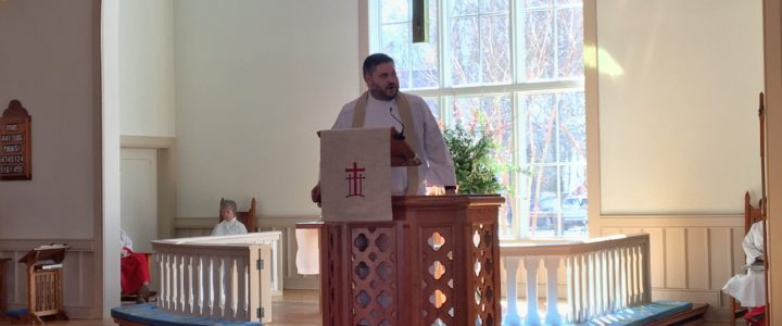 A Sermon for the Fifth Sunday of Easter